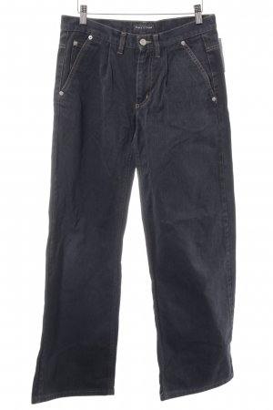 Marc O'Polo Straight-Leg Jeans anthrazit Casual-Look
