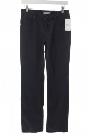 Marc O'Polo Straight-Leg Jeans dunkelblau Casual-Look