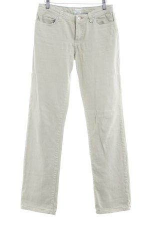 Marc O'Polo Straight-Leg Jeans hellbeige Casual-Look