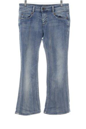 Marc O'Polo Straight-Leg Jeans hellblau Casual-Look