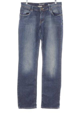 """Marc O'Polo Straight-Leg Jeans """"Lea"""" stahlblau"""