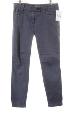 Marc O'Polo Stretch Jeans kornblumenblau schlichter Stil