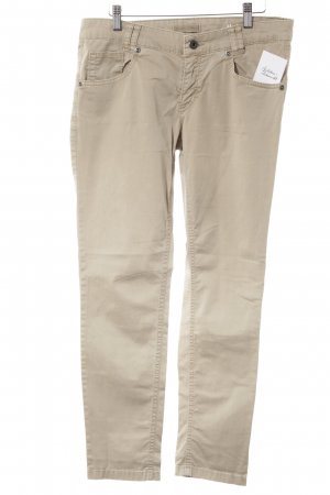 Marc O'Polo Stretchhose beige Casual-Look