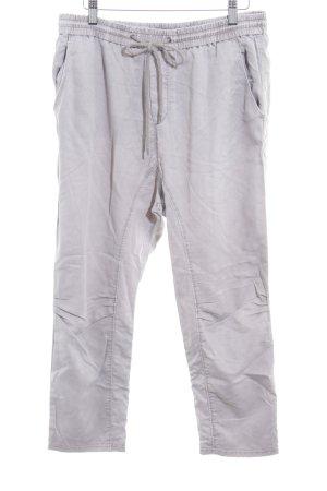 Marc O'Polo Pantalone elasticizzato grigio chiaro stile casual