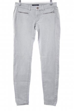 Marc O'Polo Stretch Trousers light grey casual look
