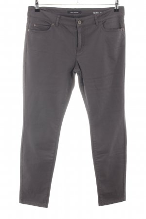 Marc O'Polo Stretch broek lichtgrijs casual uitstraling