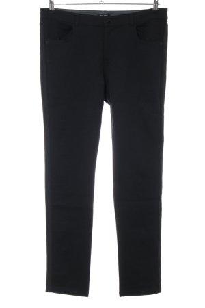 Marc O'Polo Stretch broek zwart zakelijke stijl