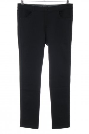 Marc O'Polo Pantalon strech noir style d'affaires