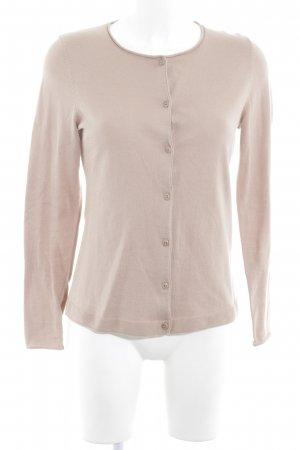 Marc O'Polo Strick Cardigan beige Casual-Look