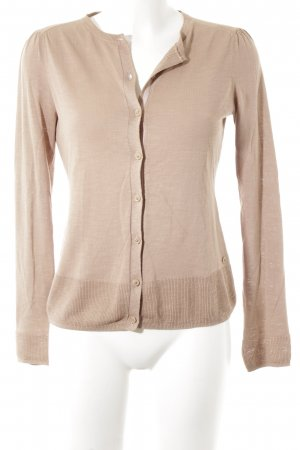 Marc O'Polo Strick Cardigan nude Casual-Look