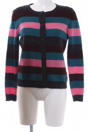 Marc O'Polo Strick Cardigan Streifenmuster Casual-Look