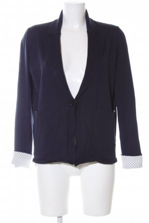 Marc O'Polo Strickblazer blau Casual-Look