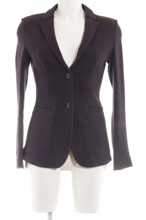 Marc O'Polo Strickblazer braun Business-Look