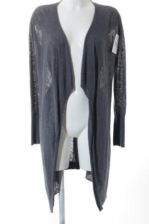 Marc O'Polo Strickjacke graublau schlichter Stil