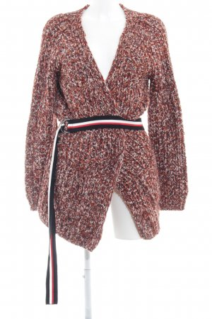 Marc O'Polo Strickjacke mehrfarbig Casual-Look