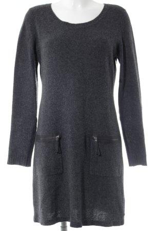 Marc O'Polo Abito di maglia grigio scuro stile casual