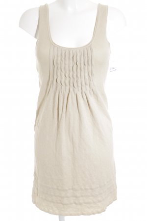 Marc O'Polo Strickkleid hellbeige Casual-Look