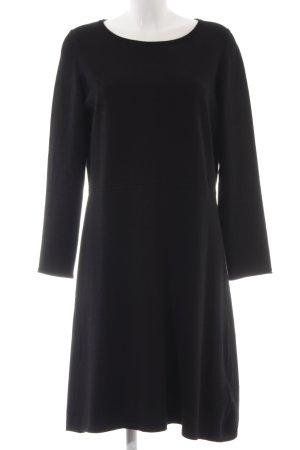Marc O'Polo Vestido tejido negro estilo urbano