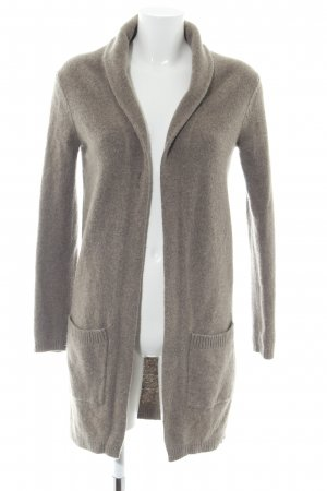 Marc O'Polo Knitted Coat light grey casual look