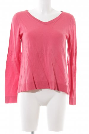 Marc O'Polo Strickpullover pink Casual-Look