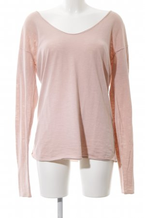 Marc O'Polo Knitted Sweater pink casual look