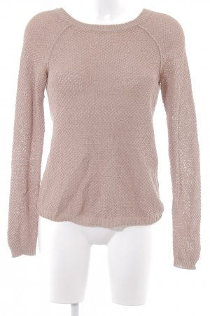 Marc O'Polo Strickpullover camel Gypsy-Look