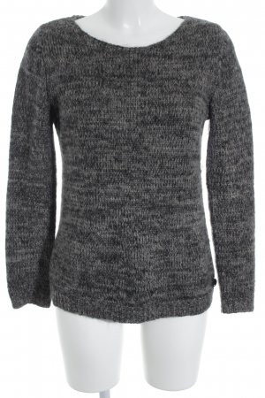 Marc O'Polo Strickpullover meliert Casual-Look