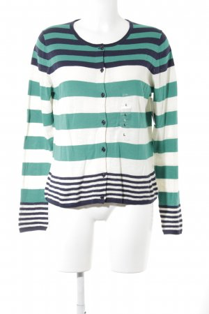 Marc O'Polo Strickpullover Streifenmuster Casual-Look