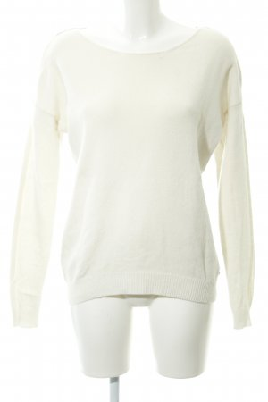 Marc O'Polo Knitted Sweater natural white-light grey casual look