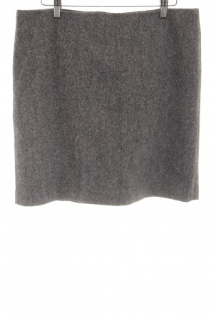 Marc O'Polo Knitted Skirt light grey casual look
