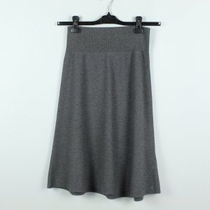 Marc O'Polo Gonna lavorata a maglia grigio Tessuto misto