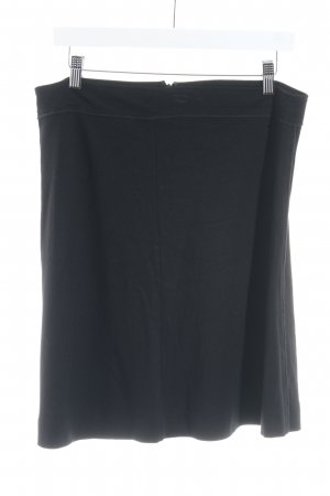 Marc O'Polo Strickrock schwarz Casual-Look