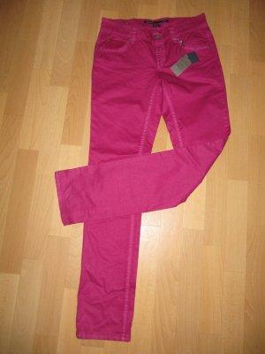 "Marc O'Polo ""Sveja"", Stoffhose in Pink, Gr. 30/34"