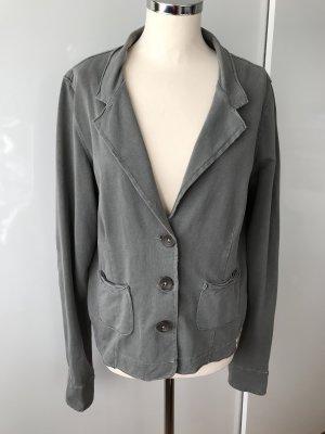 MARC O'POLO Sweat-Blazer, Jersey-Blazer, Vintage-Optik
