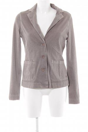 Marc O'Polo Sweatblazer beige Washed-Optik