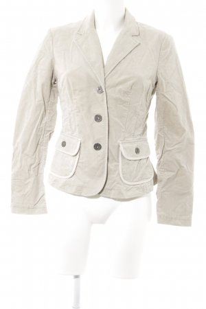 Marc O'Polo Sweatblazer creme Casual-Look