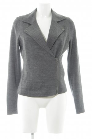Marc O'Polo Sweatblazer grau Casual-Look