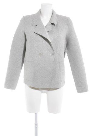 Marc O'Polo Sweat Blazer light grey flecked casual look
