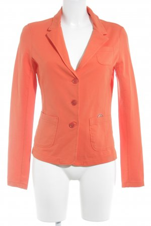 Marc O'Polo Blazer sweat orange fluo style décontracté