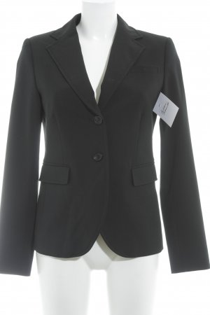 Marc O'Polo Blazer sweat noir style d'affaires