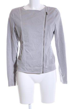 Marc O'Polo Chaqueta de tela de sudadera gris claro estilo «business»
