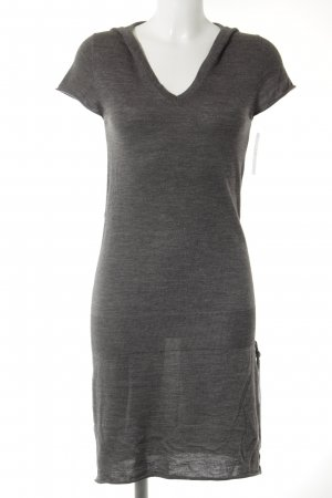 Marc O'Polo Sweatkleid grau Casual-Look