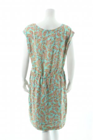 Marc O'Polo Sweatkleid Paisleymuster Street-Fashion-Look