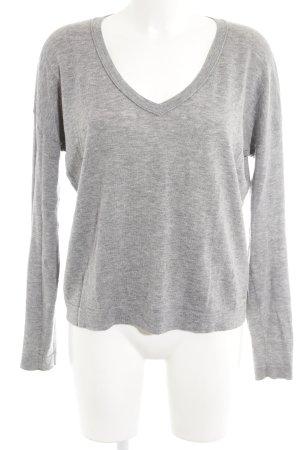 Marc O'Polo Sweatshirt gris style décontracté