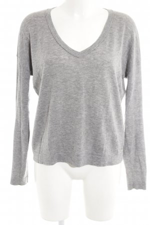 Marc O'Polo Sweatshirt grau Casual-Look