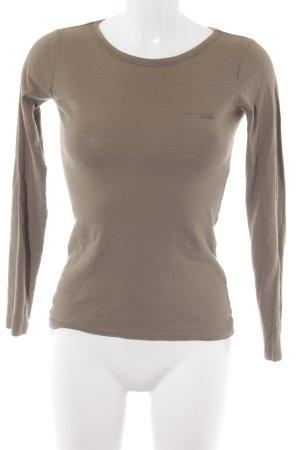 Marc O'Polo Sweatshirt grüngrau schlichter Stil