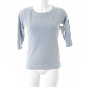 Marc O'Polo Sweatshirt himmelblau Casual-Look