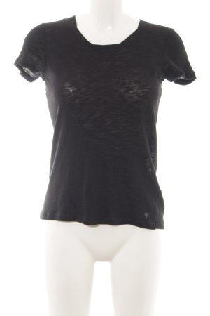 Marc O'Polo Camiseta negro look casual