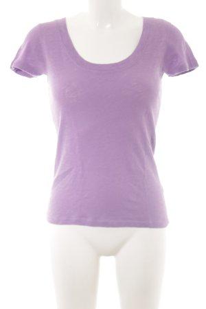 Marc O'Polo Camiseta lila look casual