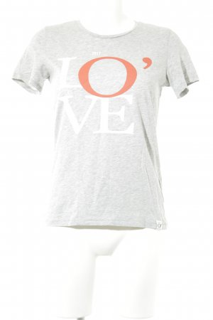 Marc O'Polo Camiseta gris claro look casual
